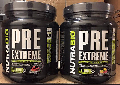 PRE WORKOUT SUPPS