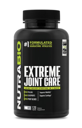 NutraBio's Extreme Joint Care