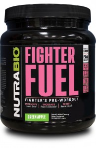 Women's Fighter Fuel PreWorkout