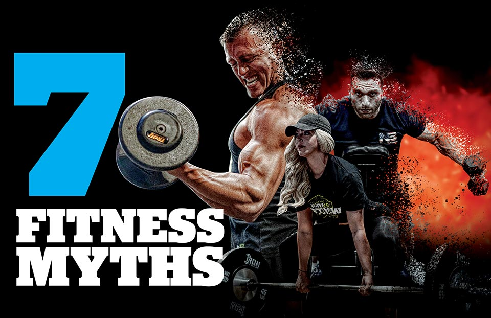 7 Fitness Myths