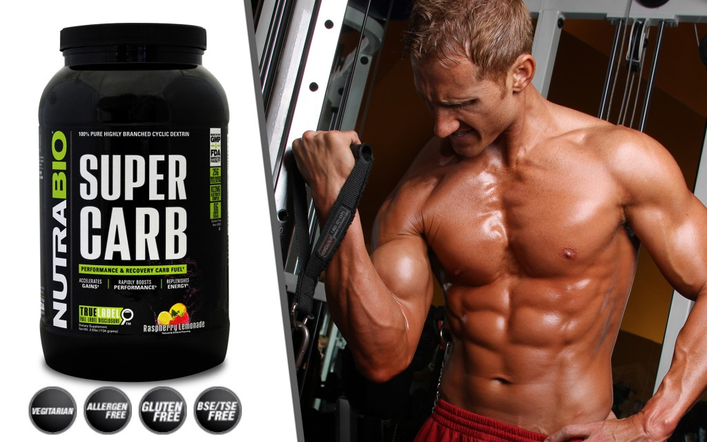 Super Carb - 25g Cyclic Dextrin