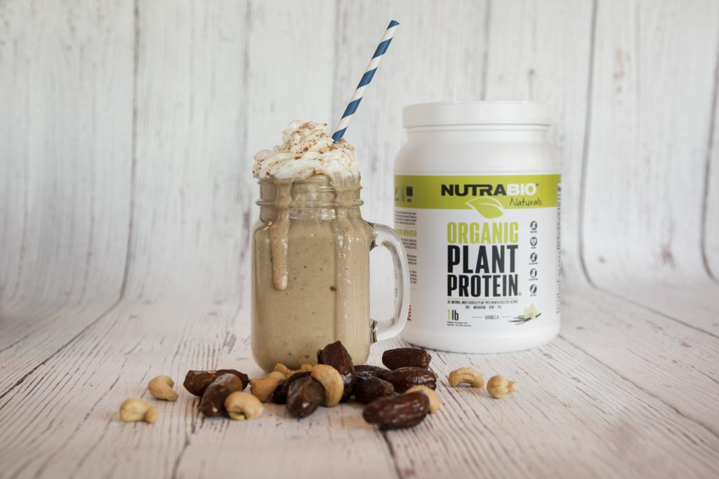 Click here to purchase NutraBio Organic Plant Protein