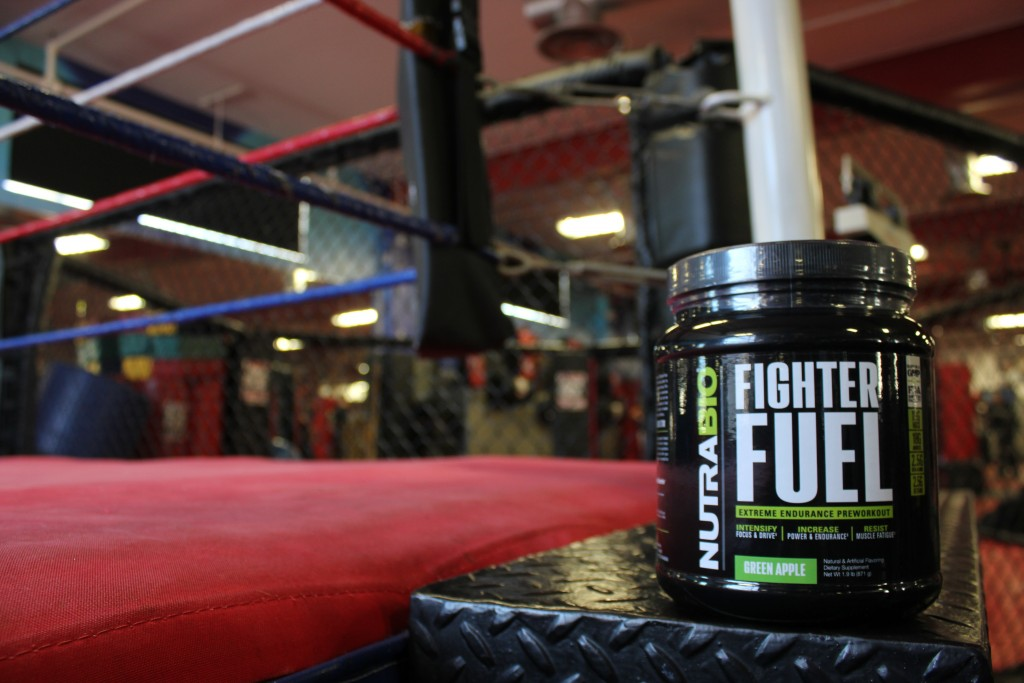 Fighter Fuel MMA Pre-Workout