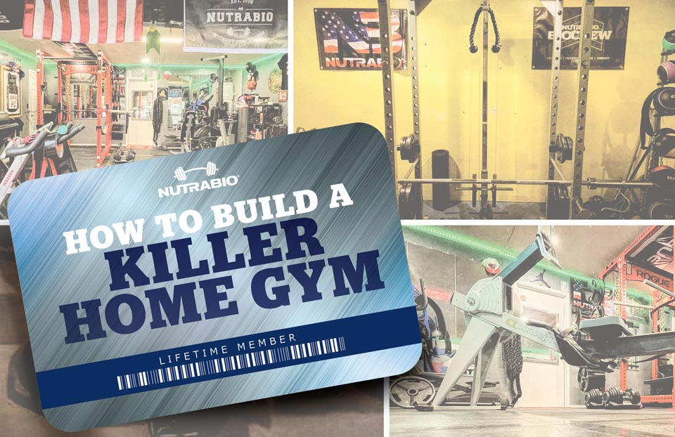 Never Miss a Workout - Building a Home Gym on a Budget