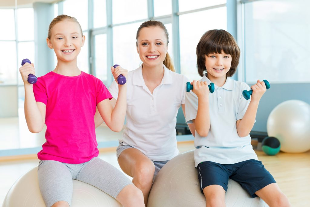 Kids Should Strength Training