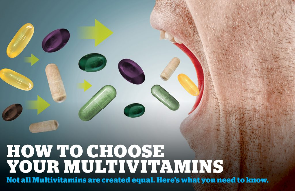 Not All Multivitamins Are Created Equal