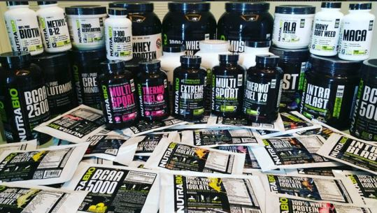 supplement samples